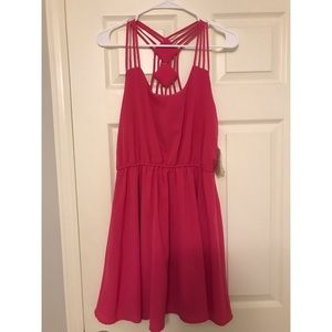 Altar'd State strapping dress